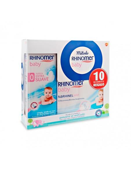 Rhinomer Baby Spray nasal Fuerza Extra suave 115ml