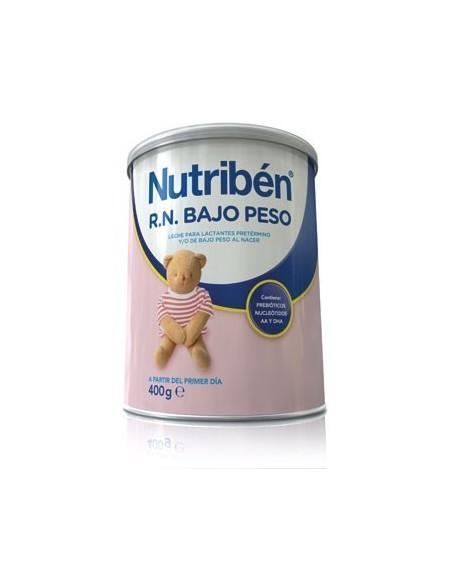 Nutriben Leche R.N. Bajo Peso, 400g