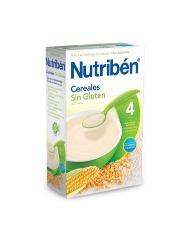 Nutribén Cereales Sin Gluten, 600g