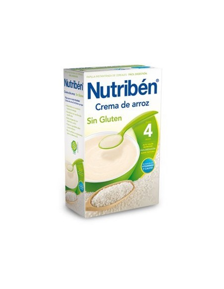 Nutribén Crema de Arroz, 300g