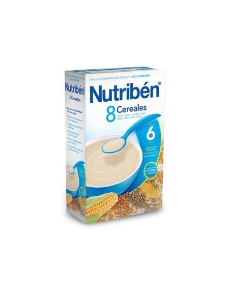 Nutribén 8 Cereales, 300g