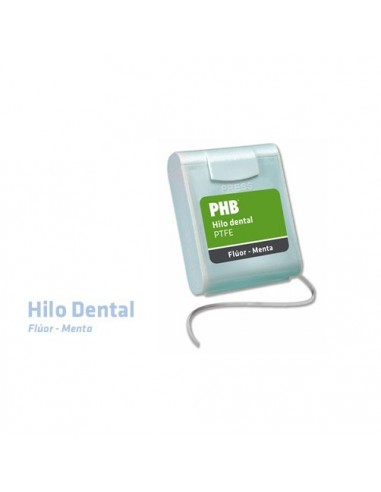 PHB Hilo Dental Fluor-Menta, 50m