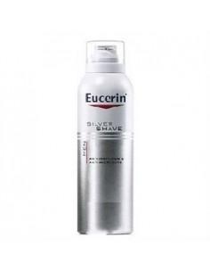 Eucerin Men Silver Shave Espuma de Afeitar Piel Sensible, 150ml