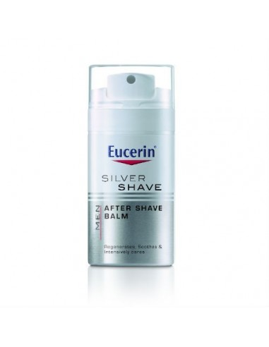 Eucerin Men Silver Shave Bálsamo After Shave Piel Sensible, 75ml