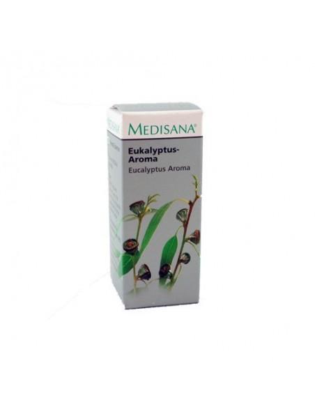 Medisana Aroma Esencia Eucaliptus para Humidificador intenso Medibreeze, 10ml