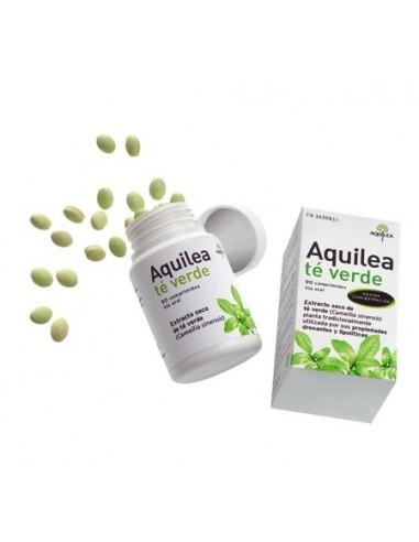Aquilea AquiSoja Té Verde, 30 comprimidos