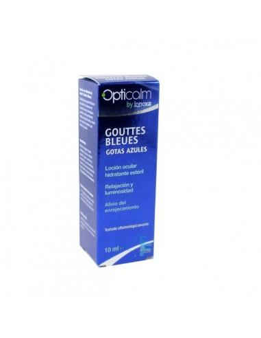 Innoxa Opticalm Gotas Azules loción ocular hidratante, 10ml