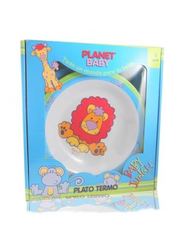 Planet Baby Plato Termo Jungla 5m+, 1Ud