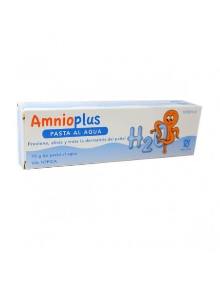 AmnioPlus H2O Pasta al Agua Dermatitis Pañal, 75g