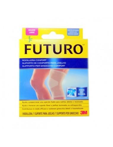 3M Futuro Rodillera Confort, Talla Grande