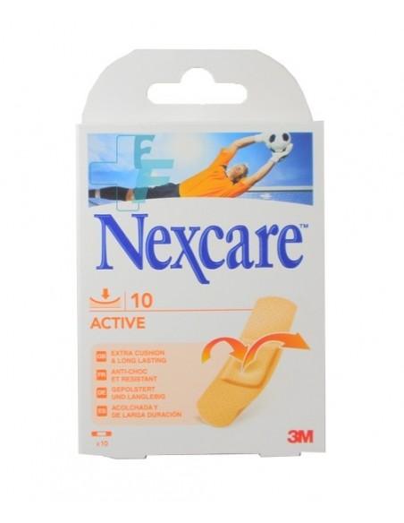 3M Nexcare Active Apósito adhesivo, 10 Ud