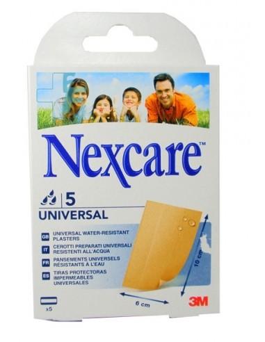 3M Nexcare Universal Apósito adhesivo para cortar, 5 Ud
