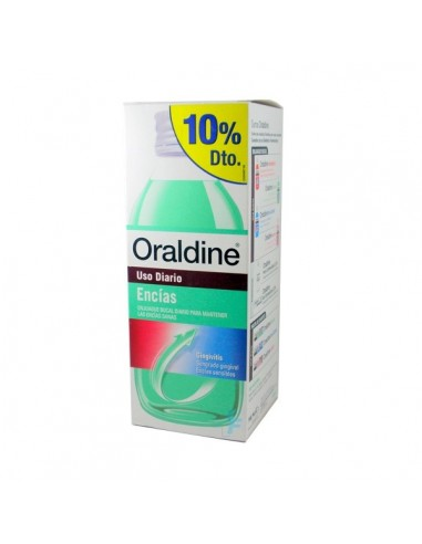 Oraldine Colutorio Encías Uso Diario, 400ml