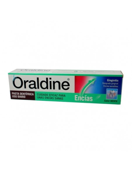 Oraldine Pasta Dental Encías Sensibles, 125ml