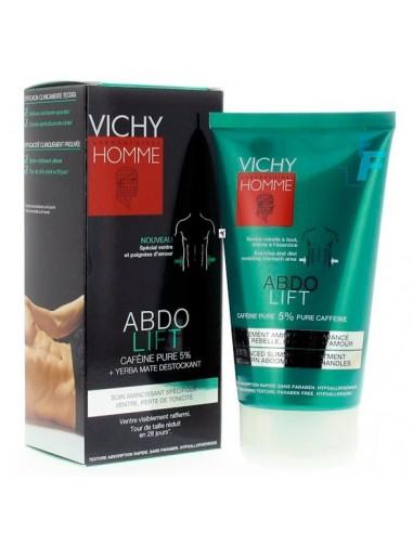 Vichy Hombre Abdo Lift Tratamiento Reductor Vientre, 200ml