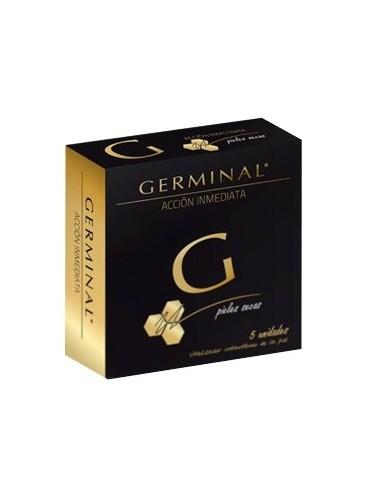 Germinal Acción inmediata Pieles Secas, 5 ampollas x 1.5ml
