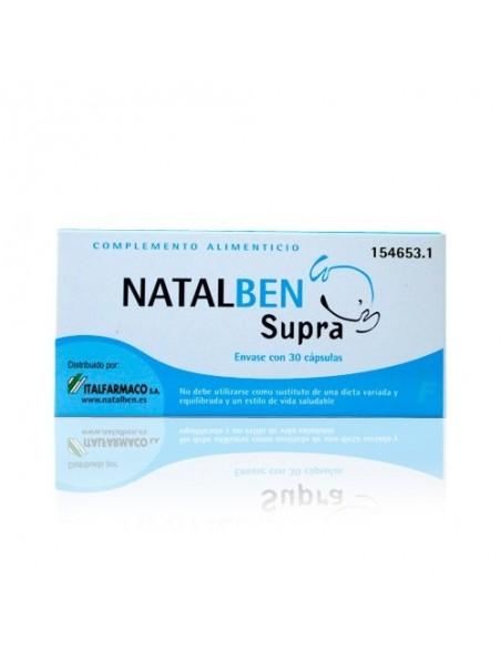 Natalben Supra, 30 cápsulas