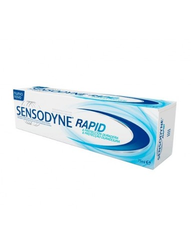 Sensodyne Rapid Pasta Dental, 75ml