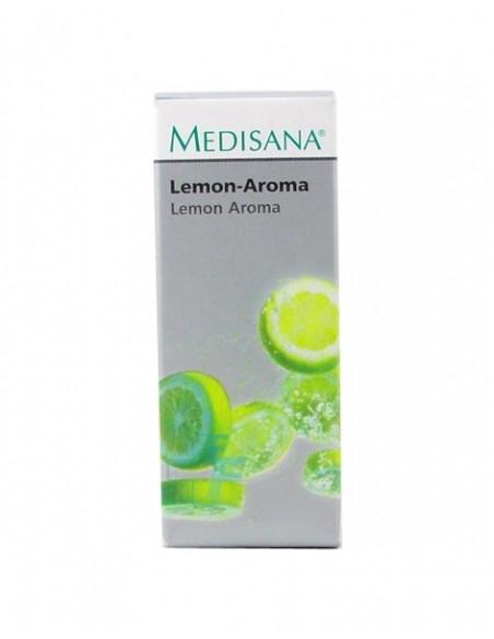 Medisana Aroma Esencia Limón para Humidificador intenso Medibreeze, 10ml