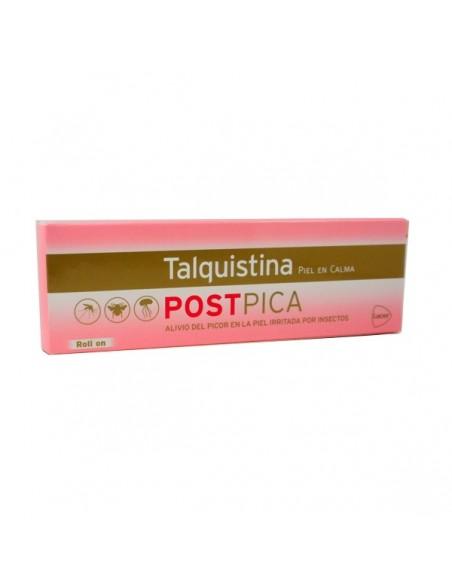 Lacer Talquistina Post Pica piel en calma, 15ml