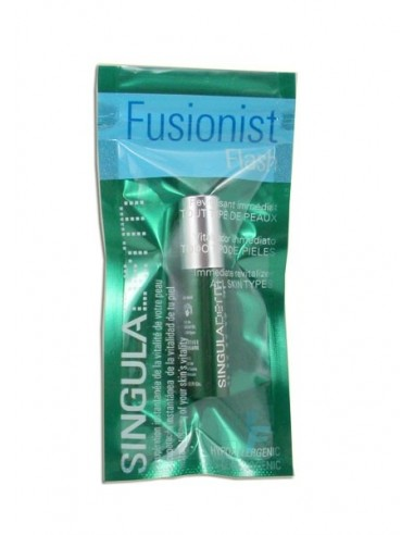 Singuladerm Fusionist Flash Vitalizador inmediato, 1.50ml