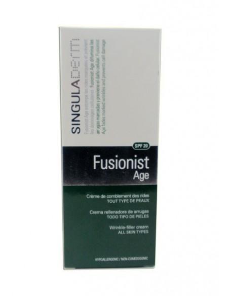 Singuladerm Fusionist Age Crema rellenadora de Arrugas SPF20, 50ml
