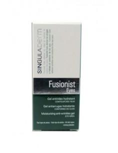 Singuladerm Fusionist Contorno de Ojos Gel antiarrugas hidratante, 15ml