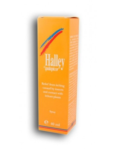 Halley Spray Quitapicor Insectos y Plantas, 40ml