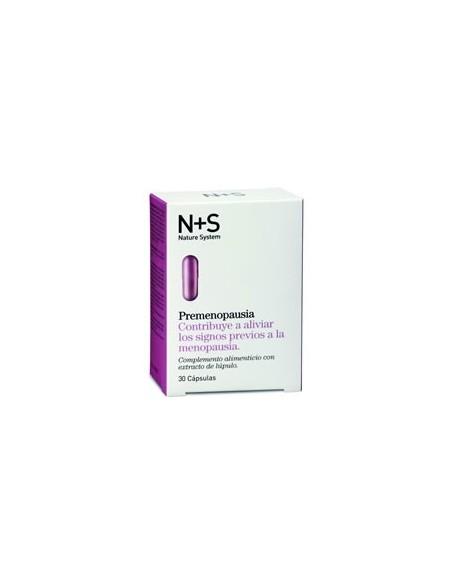 Cinfa N+S Nature System Premenopausia, 30 Capsulas