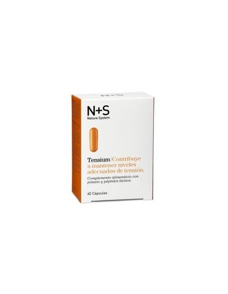 Cinfa N+S Nature System Tensium, 30 Capsulas