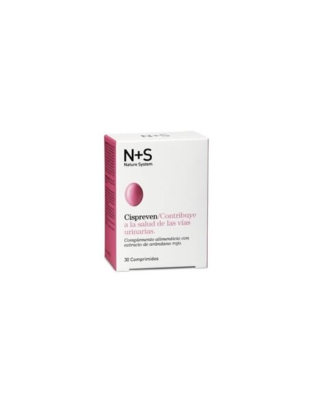 Cinfa N+S Nature System Cispreven, 30 Comprimidos