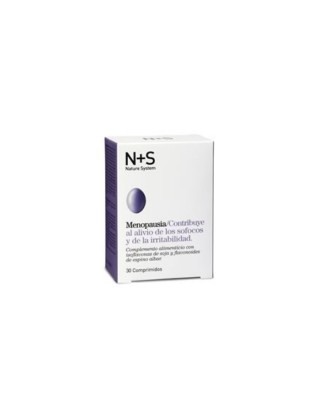 Cinfa N+S Nature System Menopausia, 30 Comprimidos