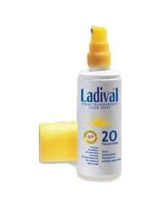 Ladival Fotoprotector Spray Transparente SPF20, 150ml