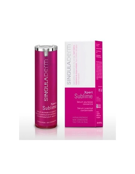 Singuladerm Xpert Sublime Serum Antiarrugas, 30ml