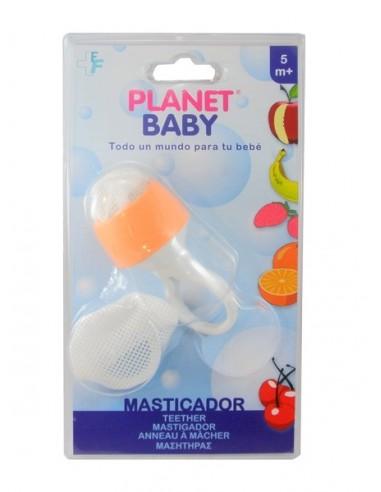 Planet Baby Masticador Alimenticio +5m, 1 Ud