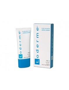 Loderme Crema Hidratante Pieles Grasas SPF 15, 50ml