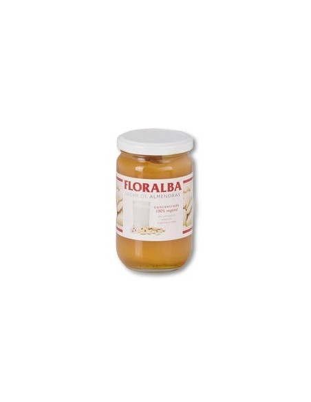 Floralba Crema de Almendras sin azúcar, 380g