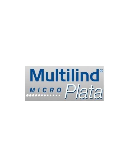 Multilind Micro Plata Loción Pieles Atópicas/Secas Niños y Adultos, 500ml
