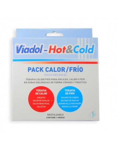 Viadol Hot & Cold Pack Terapia Calor / Frío, 1Ud