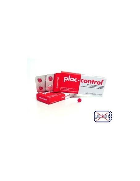 Plac Control Revelador de Placa, 20 comprimidos