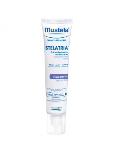 Mustela Stelatria Crema Dermo-reparadora, 50ml