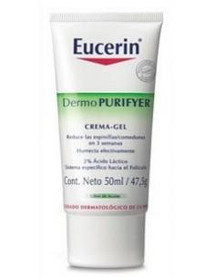 Eucerin DermoPurifyer Crema-Gel Piel Grasa, 50ml