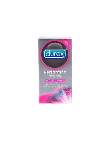 Durex Preservativos Performax Intense, 10Ud