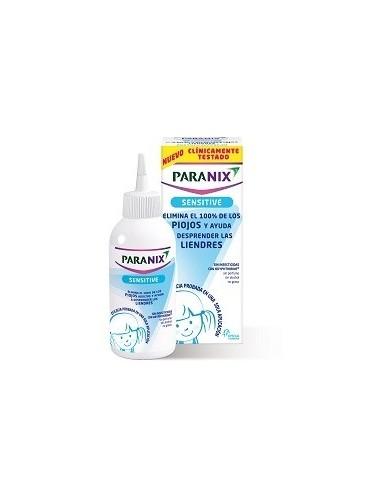 Paranix Pediculicida Sensitive Aplicador + Peine, 150ml