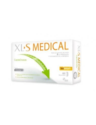 XLS Medical Captagrasas, 60 comp