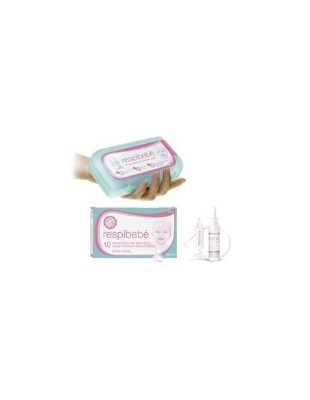 Respibebé Kit Completo Aspirador Nasal