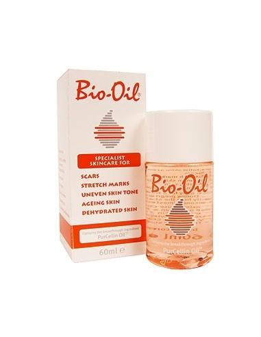 Bio Oil Aceite Cicatrices Estrías y Manchas piel, 60ml