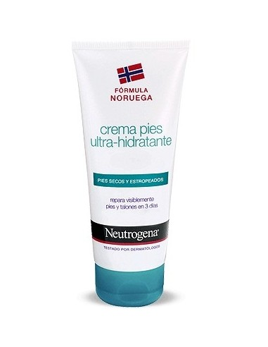 Neutrogena Crema Pies Ultra-hidratante, 100ml