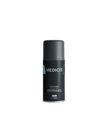 Isdin Medicis Dermo-Espuma de Afeitar, 200ml