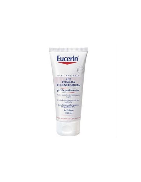 Eucerin pH5 Pomada Regeneradora, 100ml +Regalo Gel Antifricc 10m